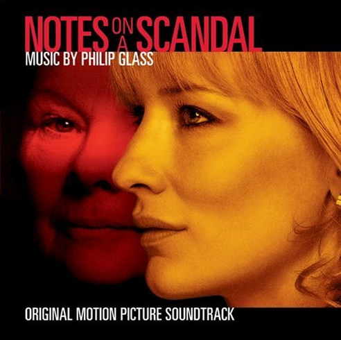Cover of Notes on a Scandal