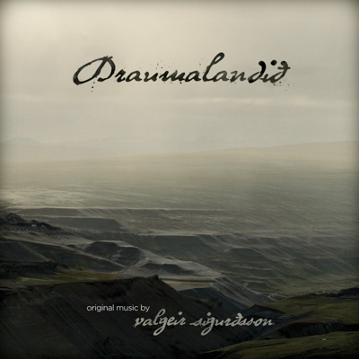 Cover of DRAUMALANDIÐ