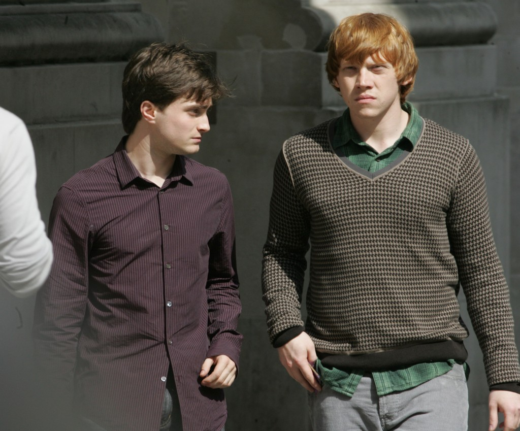 Nico Muhly » rubert-grint-and-daniel-radcliffe-harry ... Rupert Grint Biography