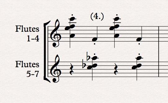 FlutesTrot