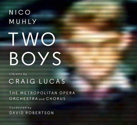 Cover of Two Boys