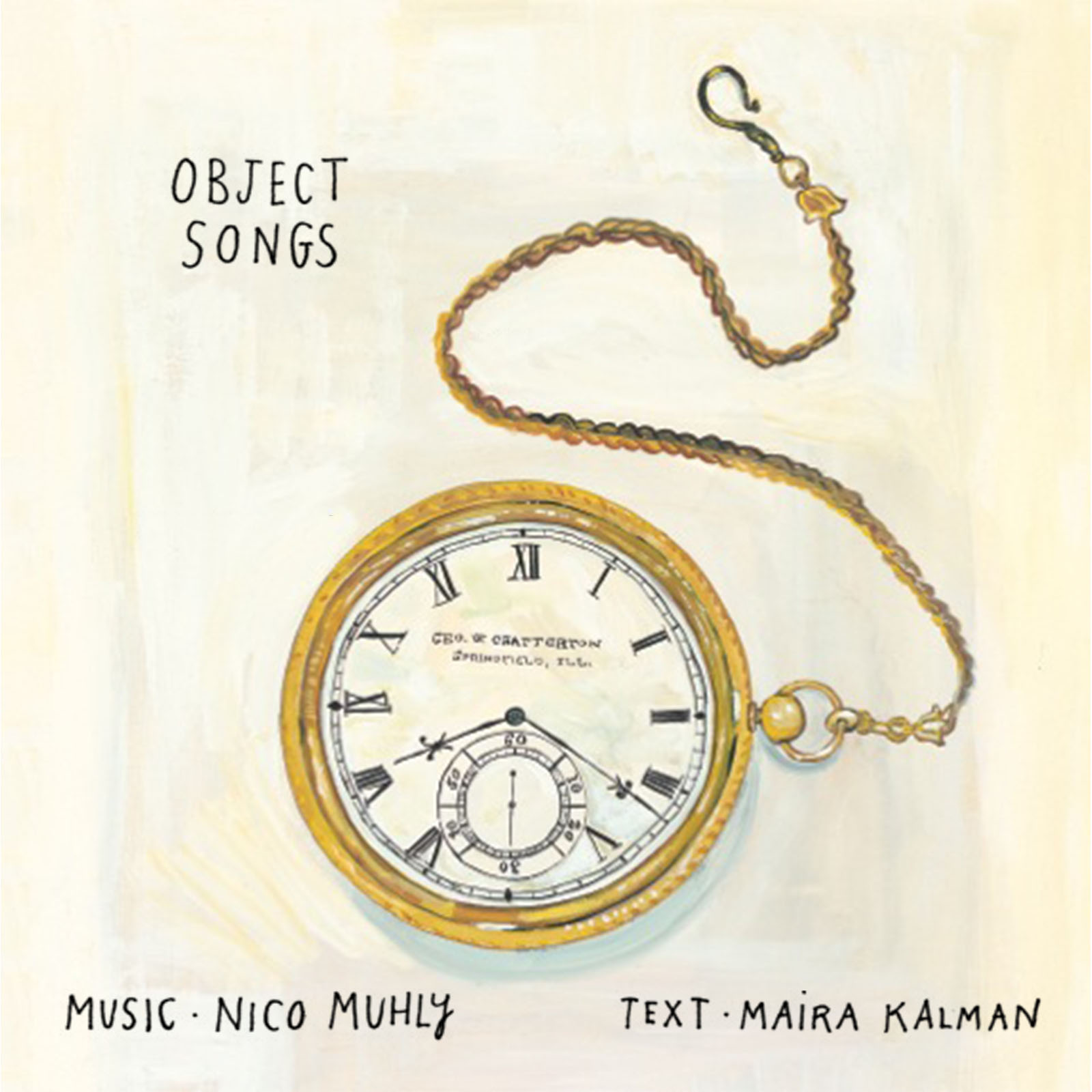 Cover of Object Songs